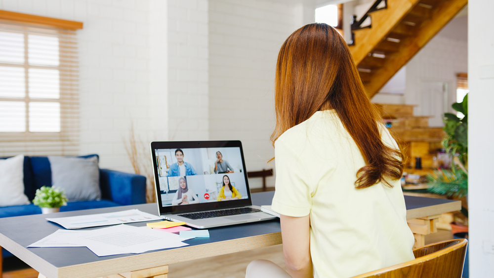 The Real Impact of Working From Home on Team Collaboration