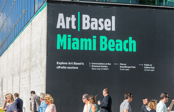 Art Basel 2018 Miami is coming!